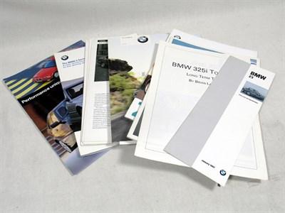 Lot 142-Quantity of BMW Brochures