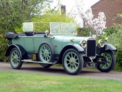 Lot 34 - 1920 Sunbeam 16hp Tourer
