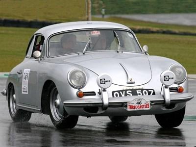 Lot 36-1961 Porsche 356B Coupe