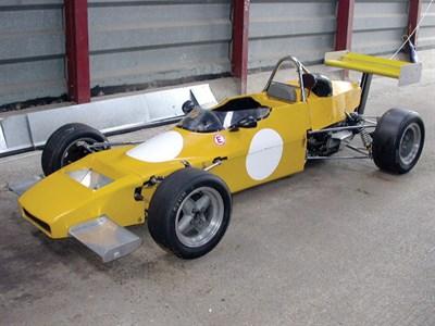 Lot 39-1978 Tiga Formula Ford 2000
