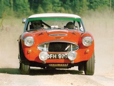 Lot 26-1963 Austin-Healey 3000 MKIIA