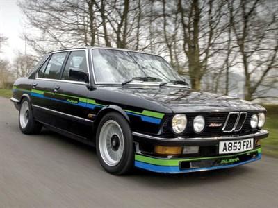 Lot 54-1983 BMW Alpina B9 3.5