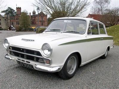 Lot 41-1965 Ford Lotus Cortina