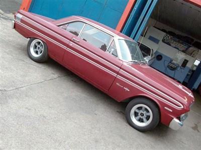 Lot 42-1964 Ford Falcon Futura