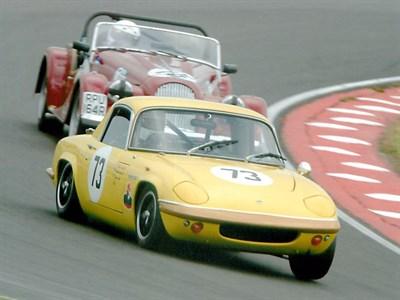 Lot 60-1971 Lotus Elan Sprint