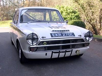 Lot 62-1965 Ford Lotus Cortina