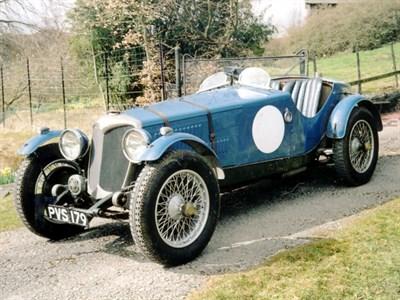 Lot 17-1935 Riley 12/4 Special