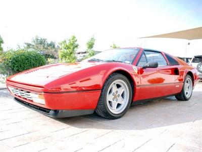 Lot 49-1988 Ferrari 328 GTS