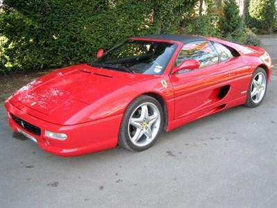 Lot 27-1996 Ferrari F355 GTS