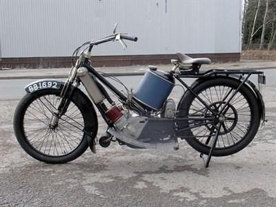 Lot 7-1914 Scott Two-Speed