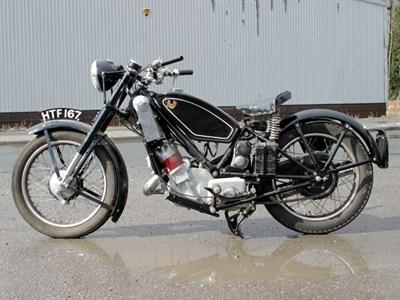 Lot 2-1947 Scott Squirrel
