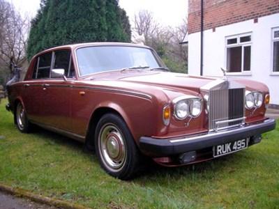 Lot 38-1979 Rolls-Royce Silver Shadow II