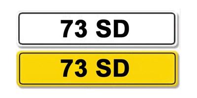 Lot 2-Registration Number 73 SD