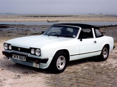 Lot 20-1981 Reliant Scimitar GTC