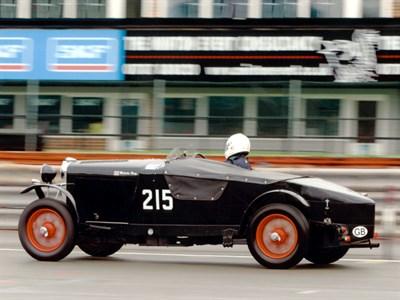 Lot 54-1933 Talbot AV 105 Tourer