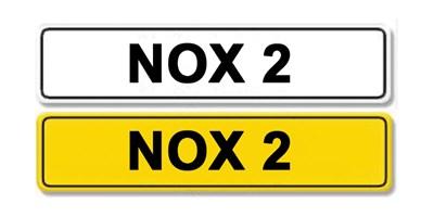 Lot 1-Registration Number NOX 2