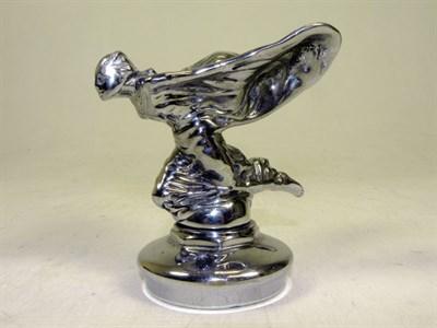 Lot 314-Rolls-Royce Kneeling Lady Mascot