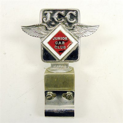 Lot 329-Junior Car Club Member's Badge