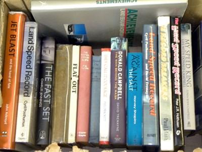 Lot 101-Quantity of Speed Record Books