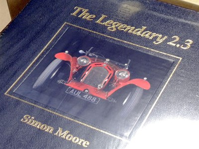 Lot 109-'The Legendary 2.3' by Simon Moore