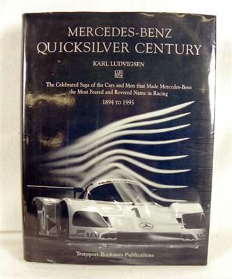 Lot 118-Mercedes-Benz Quicksilver Century - Limited Edition