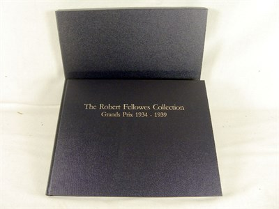 Lot 120-The Robert Fellowes Collection - Grand Prix 1934 - 39