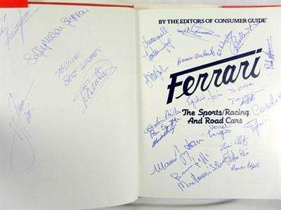 Lot 125-'Ferrari, the Sports, Racing & Road Cars'