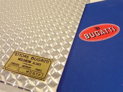 Lot 127-Bugatti Magnum By Conway & Sauzay