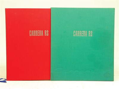 Lot 100-'Carrera RS' by Gruber and Konradsheim