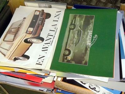 Lot 137-Quantity of Assorted Sales Brochures