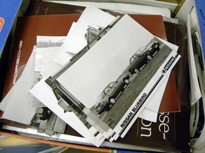 Lot 139-Quantity of Motorcar Sales Brochures