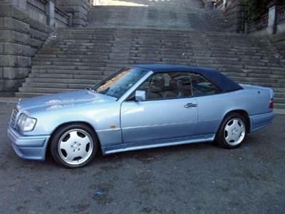 Lot 56-1994 Mercedes-Benz E 320 Cabriolet