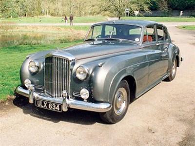 Lot 18-1957 Bentley S1 Saloon