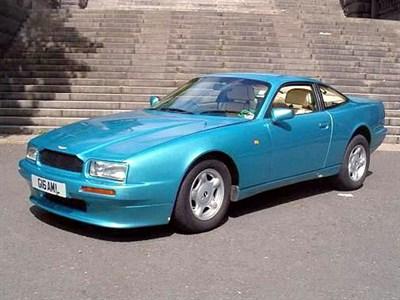Lot 39-1990 Aston Martin Virage