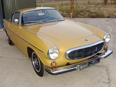 Lot 47-1970 Volvo P1800 E