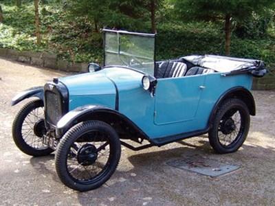 Lot 46-1930 Austin Seven 'Chummy' Tourer