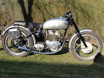 Lot 17-1949 Triumph Grand Prix Replica