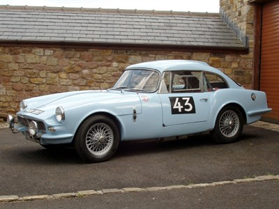 Lot 11-1963 Reliant Sabre 6 Rally Car