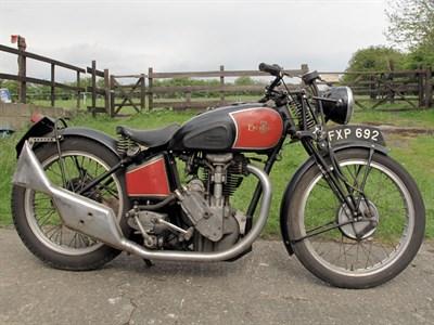 Lot 6-1939 Excelsior Manxman 500
