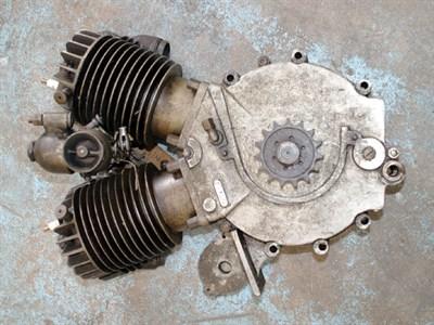 Lot 16-Indian Powerplus Engine