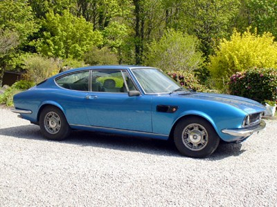 Lot 49-1972 Fiat Dino 2400 Coupe