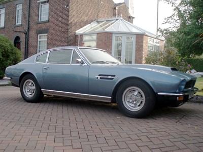 Lot 49 - 1974 Aston Martin V8