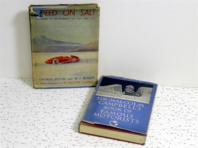 Lot 101-A Selection of Pre-War Motoring Books