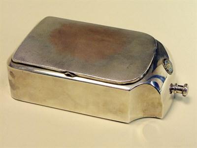 Lot 201-Pre-War Vauxhall Cigarette Case