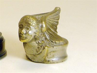 Lot 312-Winged Goddess Mascot
