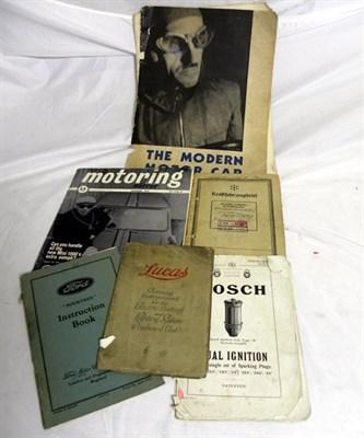 Lot 119-Assorted Literature