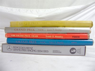 Lot 109-Five Books