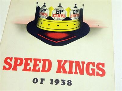 Lot 118-'Speed Kings of 1938' Brochure