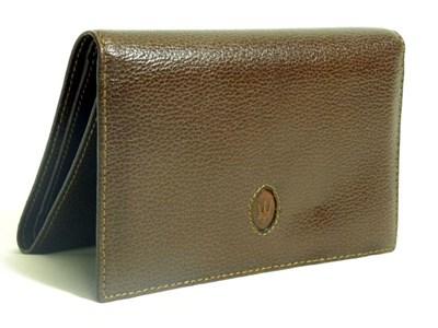 Lot 205-A Maserati Wallet