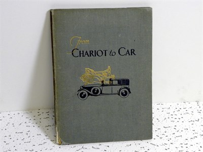 Lot 124-'From Chariot to Car'